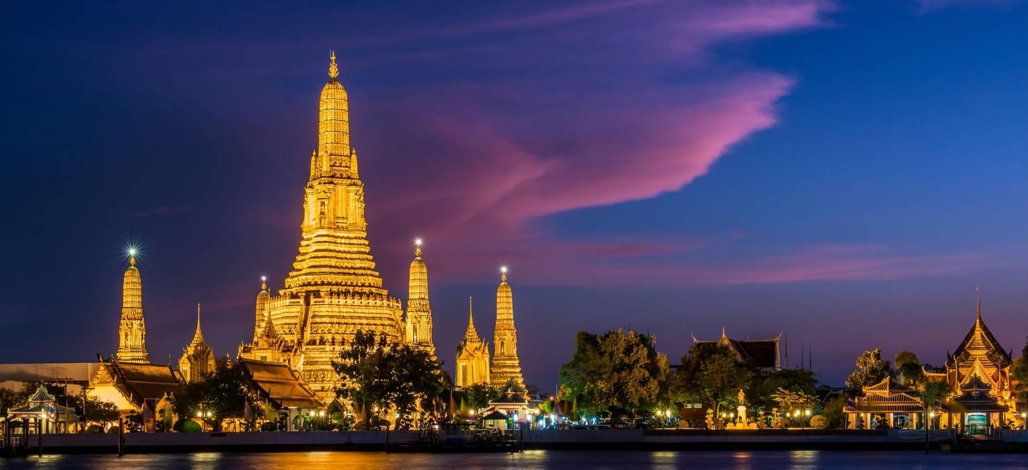 Bangkok   Wat Arun Temple   Itinerary Desktop