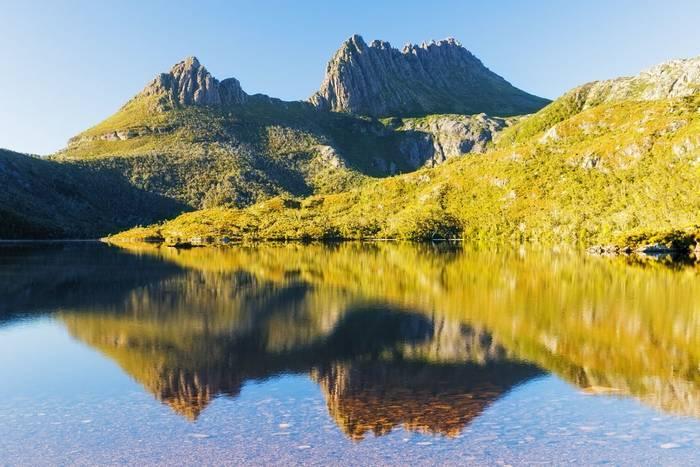 Cradle Mountain Lake St. Clair National Park, Australia. shutterstock_185260793.jpg