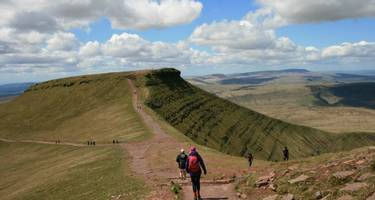 Pen y Fan Walk, Brecon Beacons