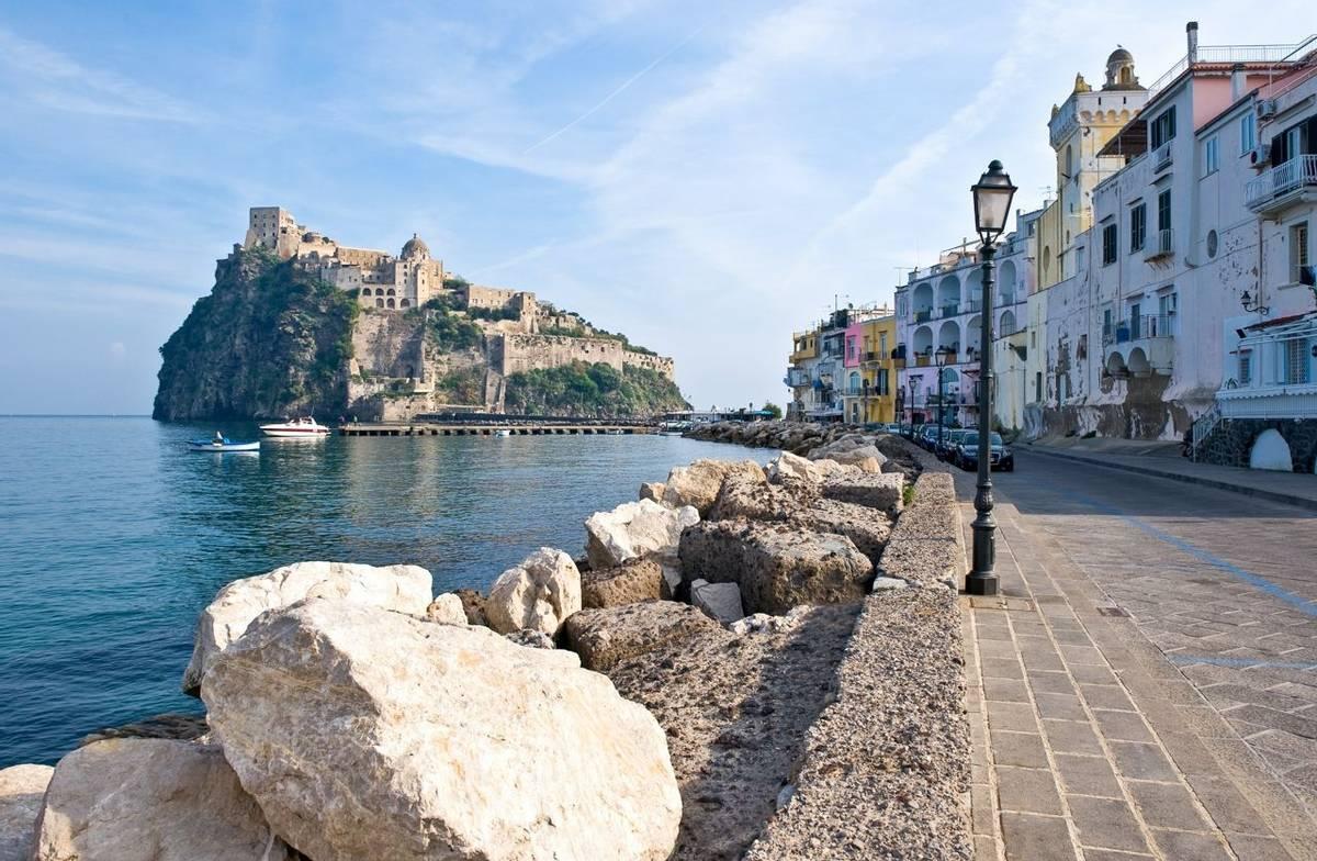 The island of Ischia