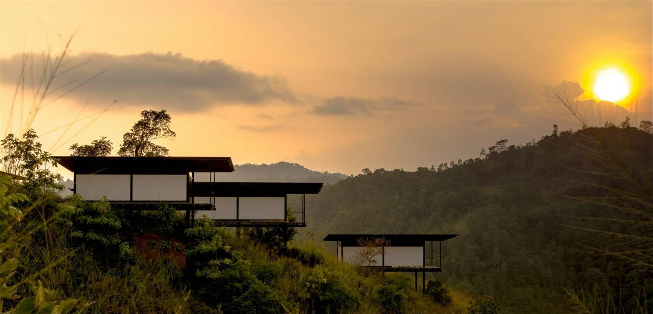 Eco-retreat at Santani Wellness