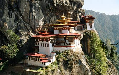 Luxury Highlights Tour of Bhutan