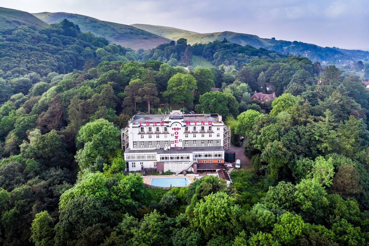 Longmynd House, Shropshire