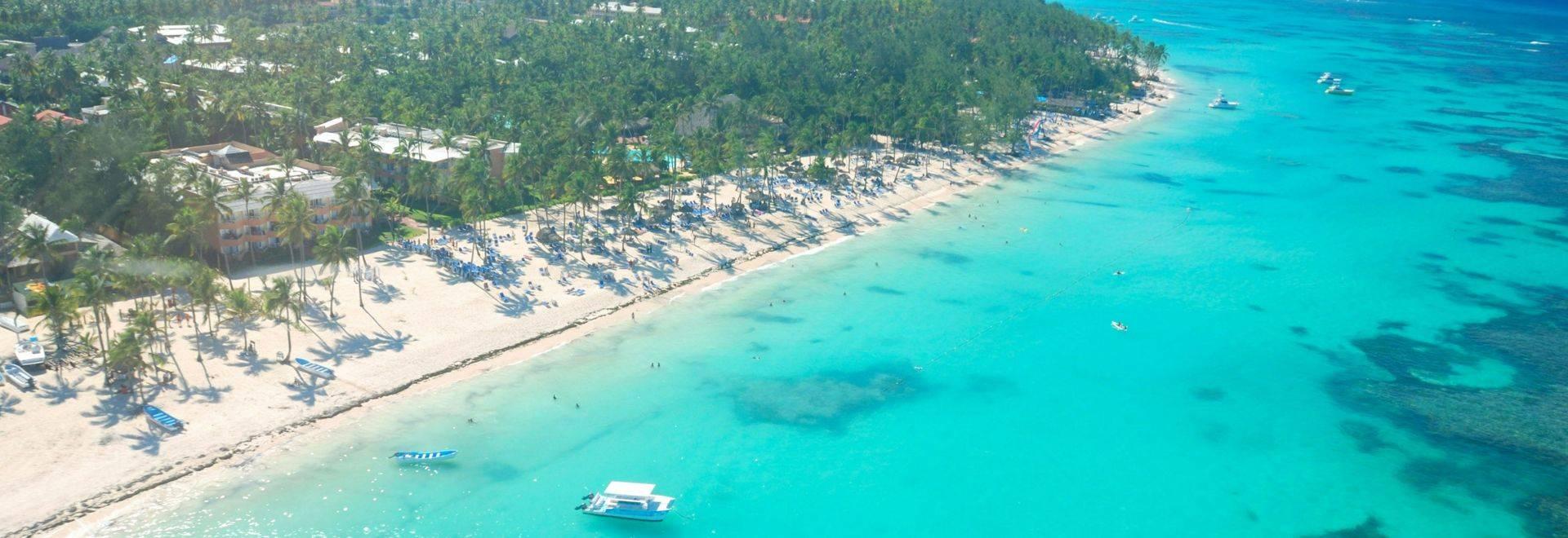 Dominican Republic - Stunning coastline.jpg