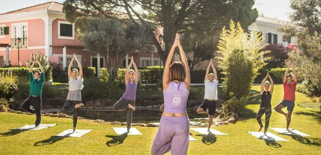 Yoga & Wellness Retreat with Yoga Master Trevor Laurency at Longevity Cegonha Country Club