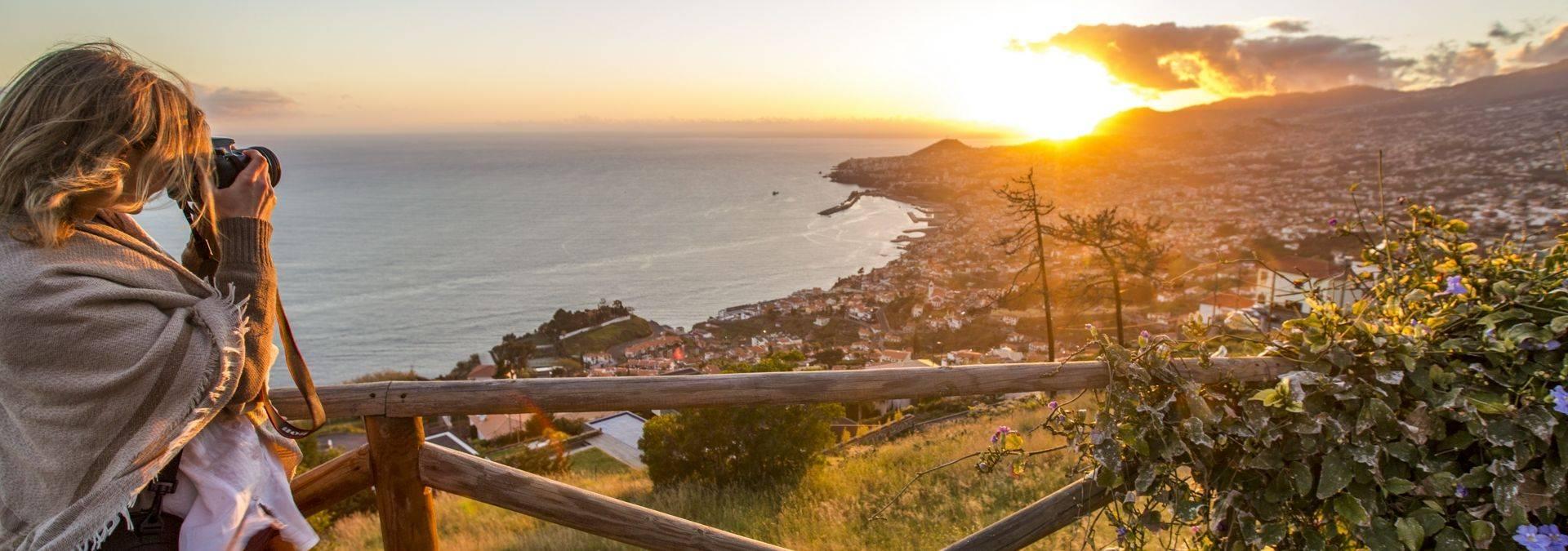 CóPia De ©GregSnell 9634 Palheiro Village Sunset