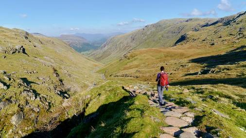 4-Night Northern Lake District Self-Guided Walking Holiday