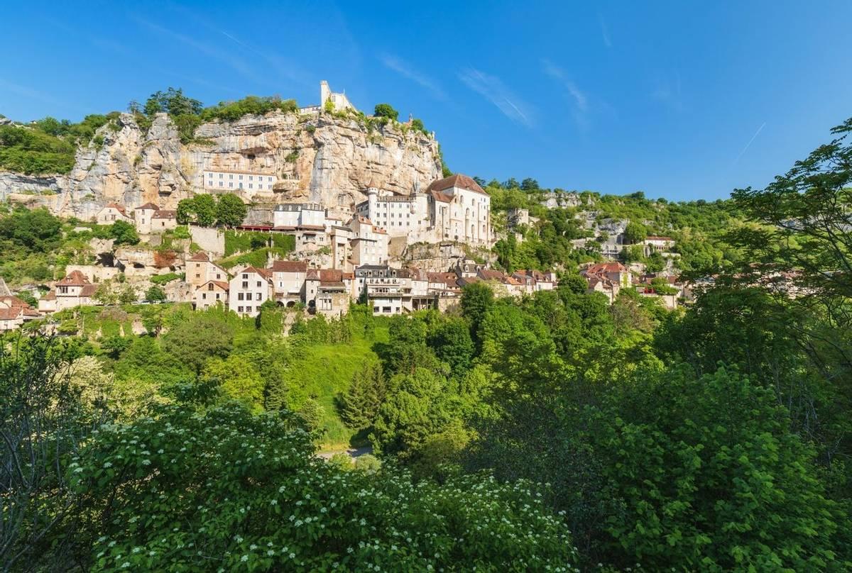 Rocamadour, France Shutterstock 1097076977