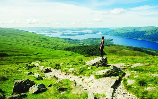 West Highland Way Guided Trail Holiday