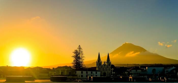 Madalena, Pico, Azores Shutterstock 796990576