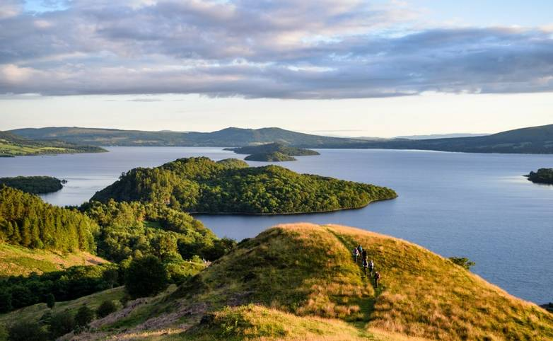 Conic Hill Balmaha UK
