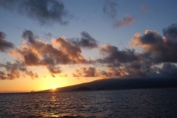 Sunset Faial (Ed Drewitt)