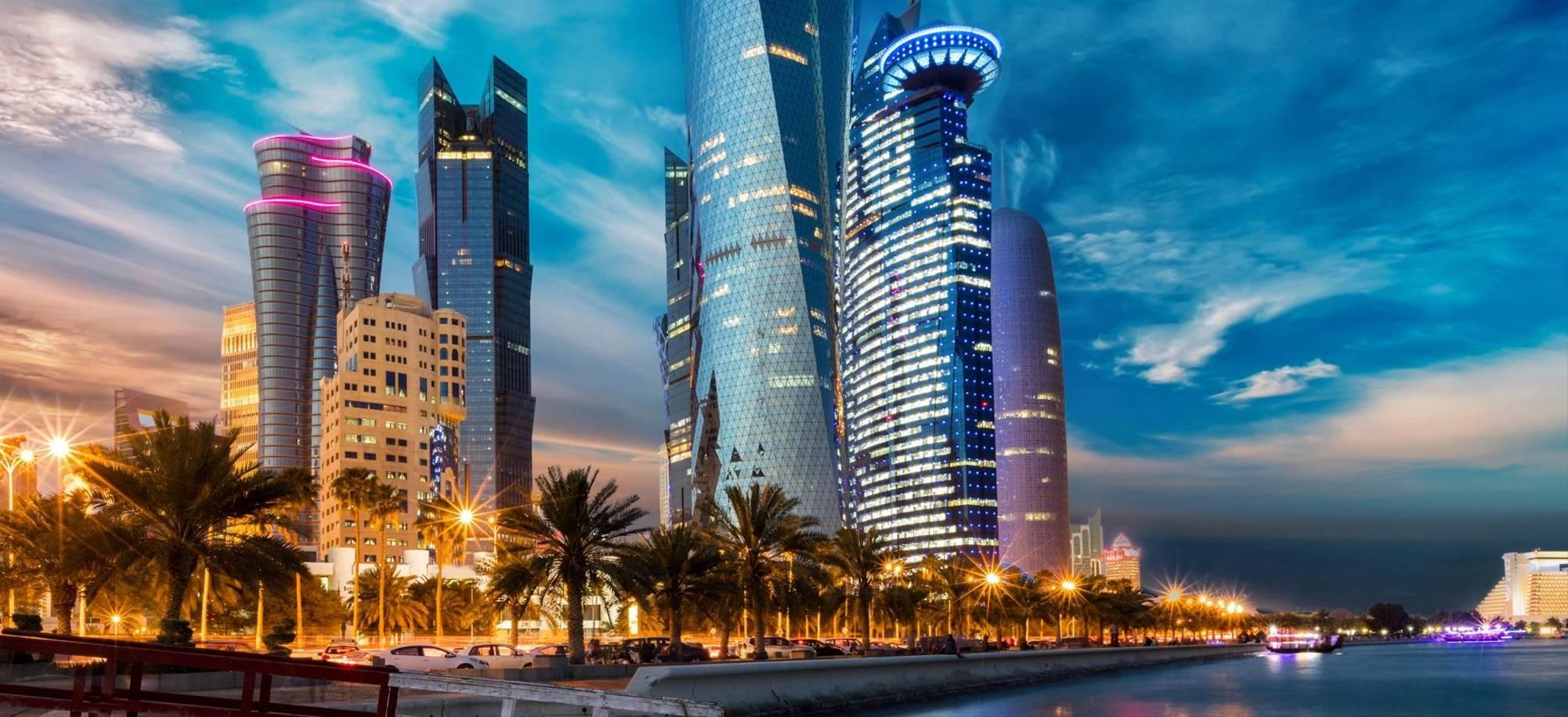 8 Day   Doha  Waterfront   Itinerary Desktop