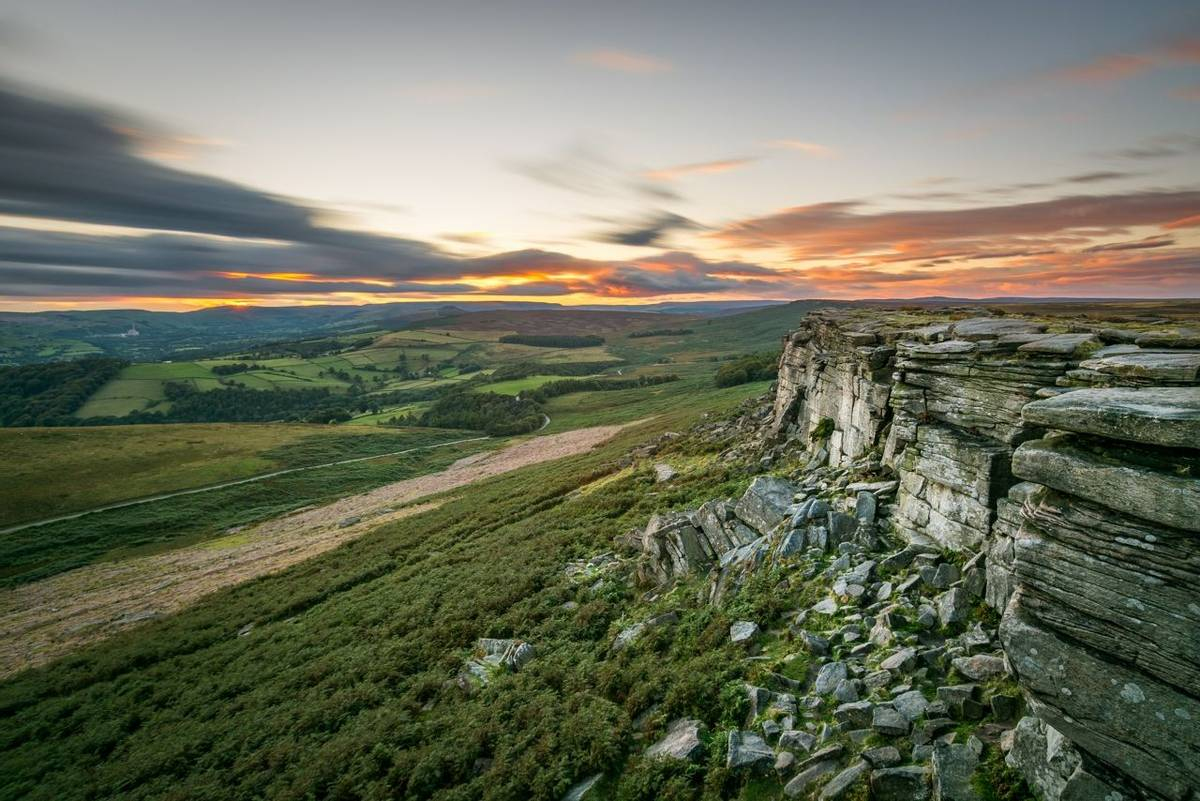 Peak District - Stanage Edge - Geology - AdobeStock_104534932.jpeg