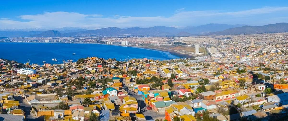 La Serena and Coquimbo, Chile