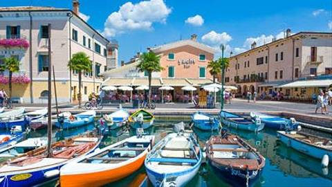 Day 9   Italy   Lake Garda  4