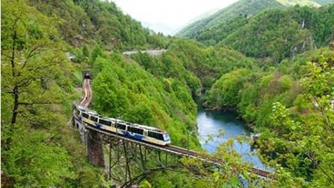 Day 3   Switzerland   Centovalli Train   Hundred Valleys