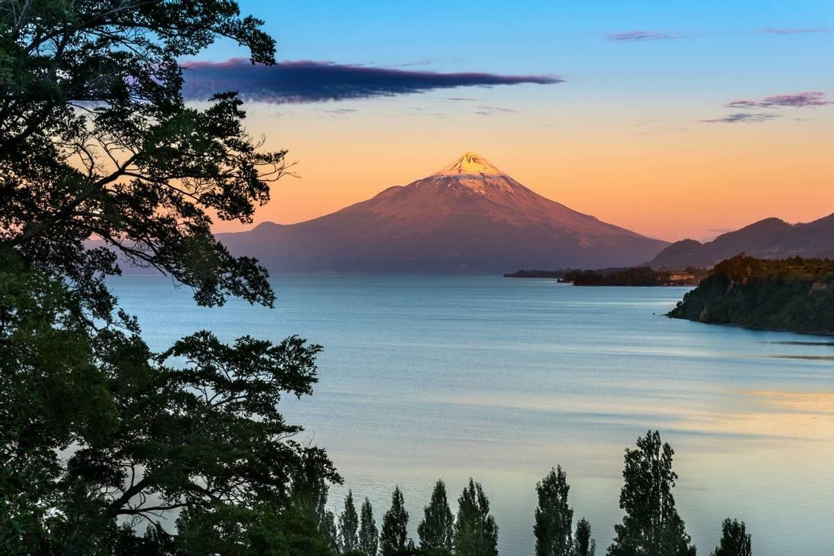 Osorno Volcano,Lake Region Chile Shutterstock 675347041