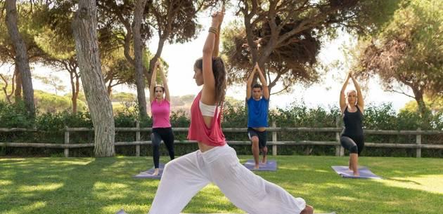 Experience Yoga