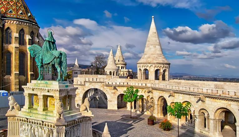 Shutterstock 274423364 Fisherman'S Bastion