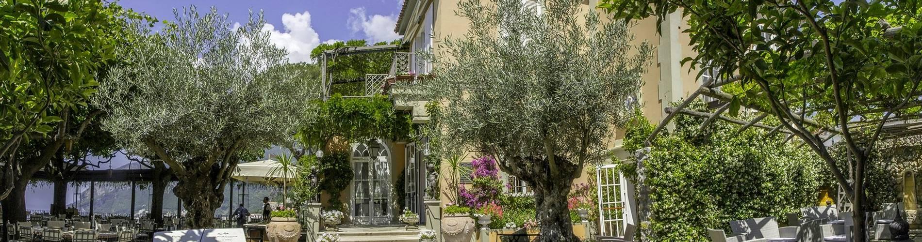Villa Maria, Amalfi Coast, Italy, The entrance.jpg