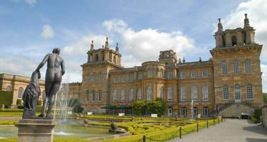 Blenheim Palace, home of Countryfile Live 2019