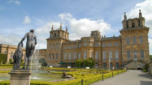 War Secrets & Blenheim Palace in the Cotswolds