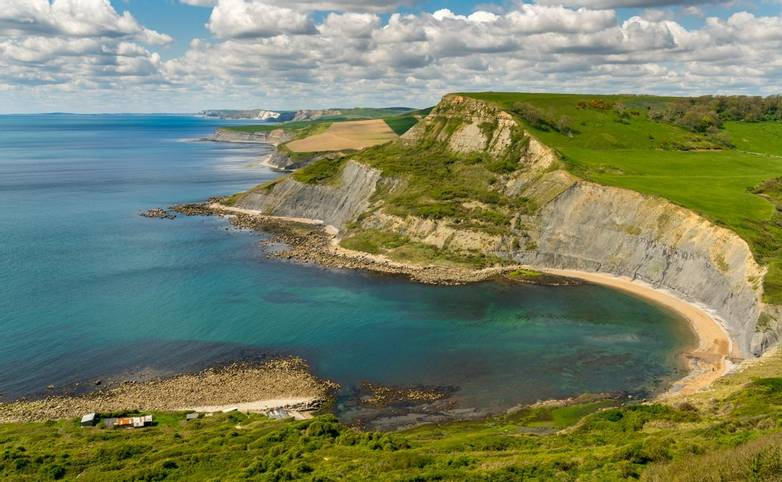 Chapman's Pool, Jurassic Coast, Dorset, UK