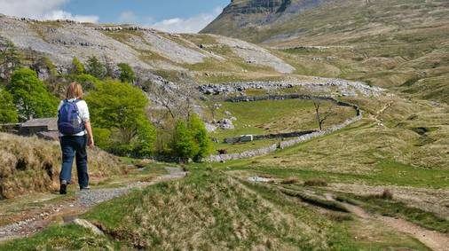 3-Night Western Yorkshire Dales Self-Guided Walking Holiday