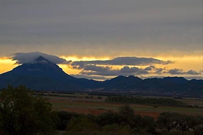Early morning from Casa Sarasa (Colin Brown)