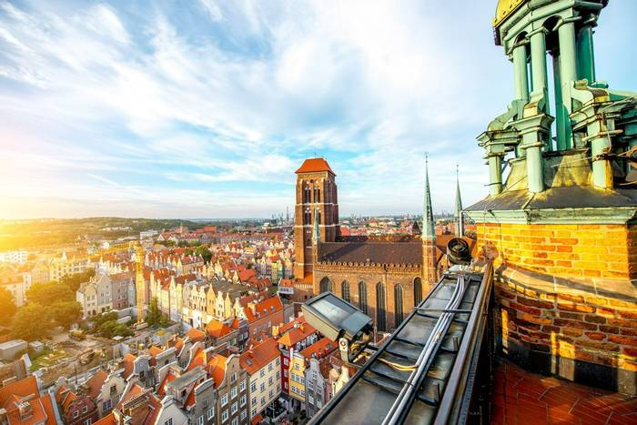 Gdansk, Poland Shutterstock 516971710