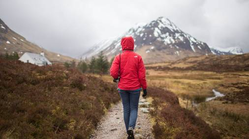 4-Night Scottish Highlands Christmas & New Year Guided Walking Holiday