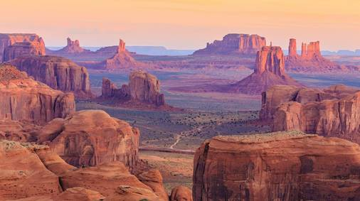 Grand Canyon & the American Southwest Guided Walking Holiday