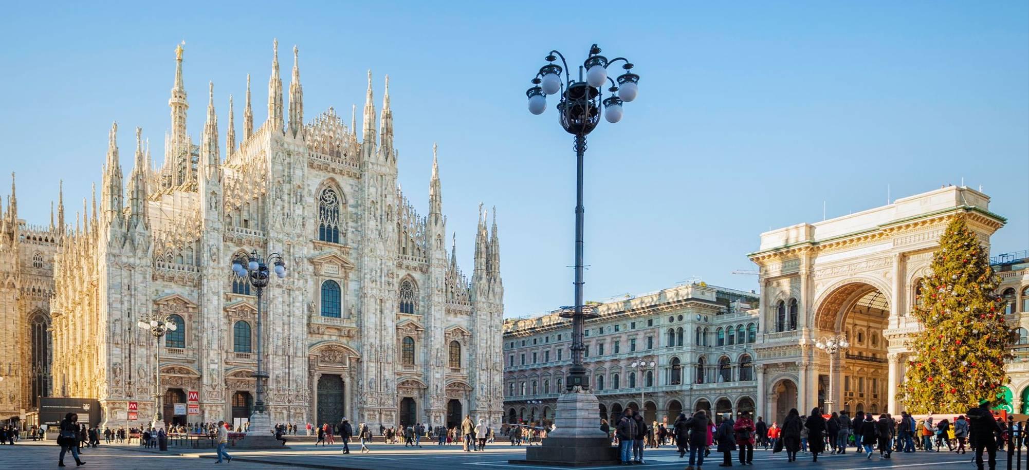 Milan   Duomo   Itinerary Desktop