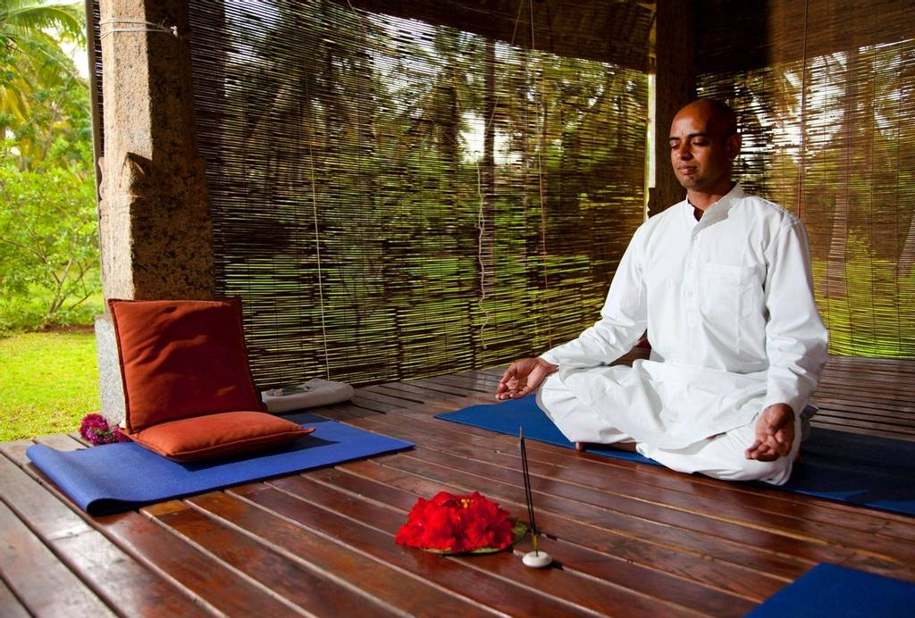 yoga and meditation Shreyas