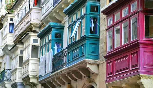 Shutterstock 181505480 Maltese Traditional Houses