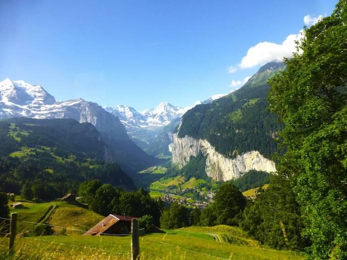 Lauterbrunnen Valley (Kerrie Porteous)