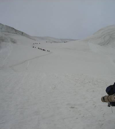 Gondogoro La (5,560m)