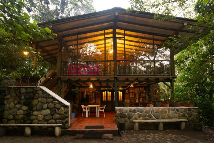 Lodge in Guango