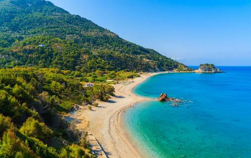 Evia Guided Walking Holiday