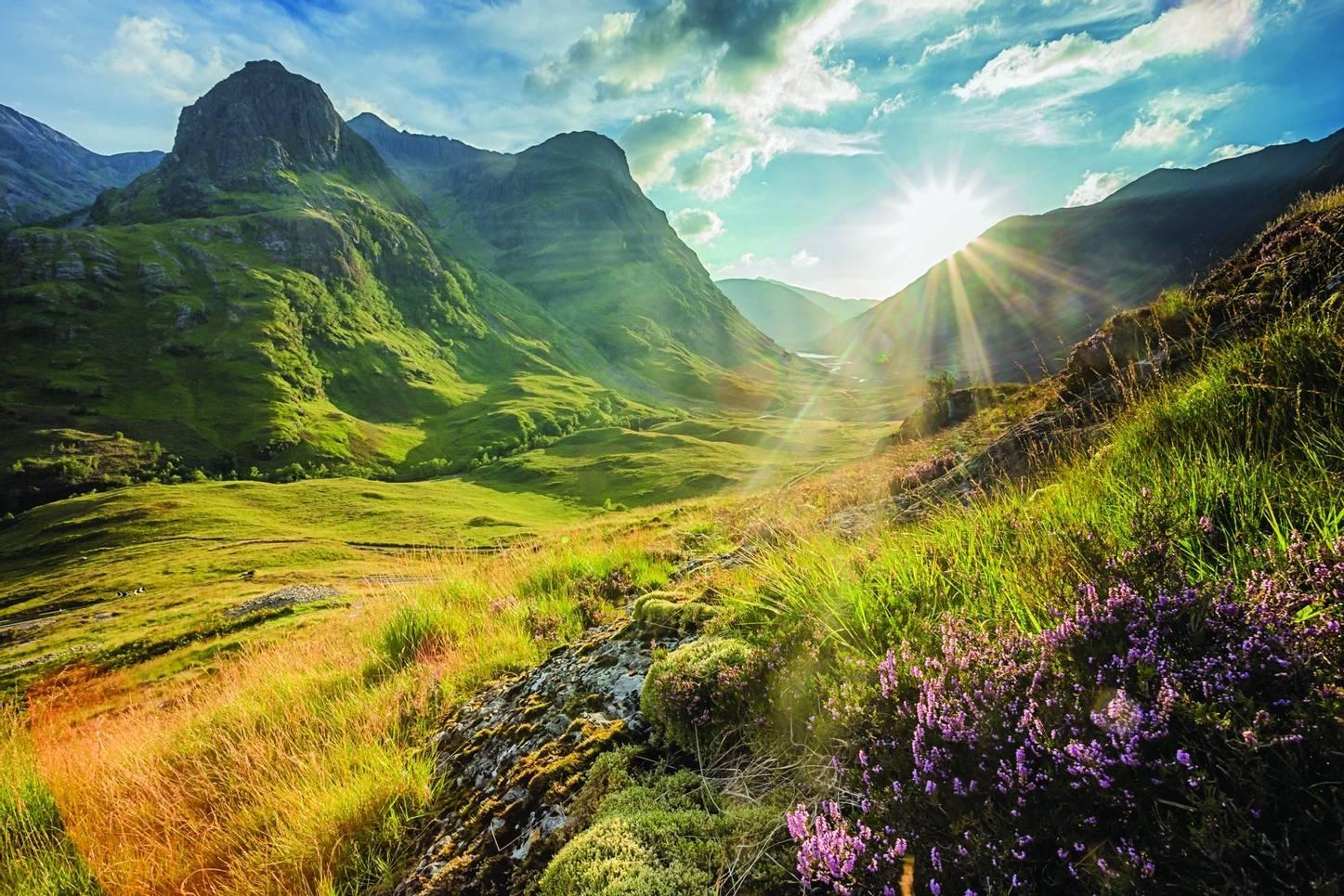 Scotland Guided Walking Holidays