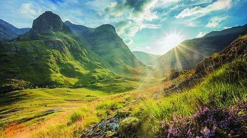 3-Night Scottish Highlands Guided Walking for Solos Holiday