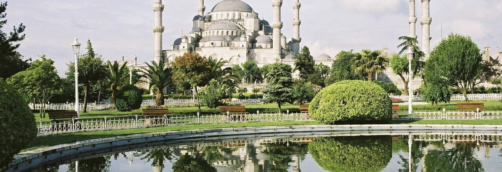 Istanbul City Break   Blue Mosque   Copy