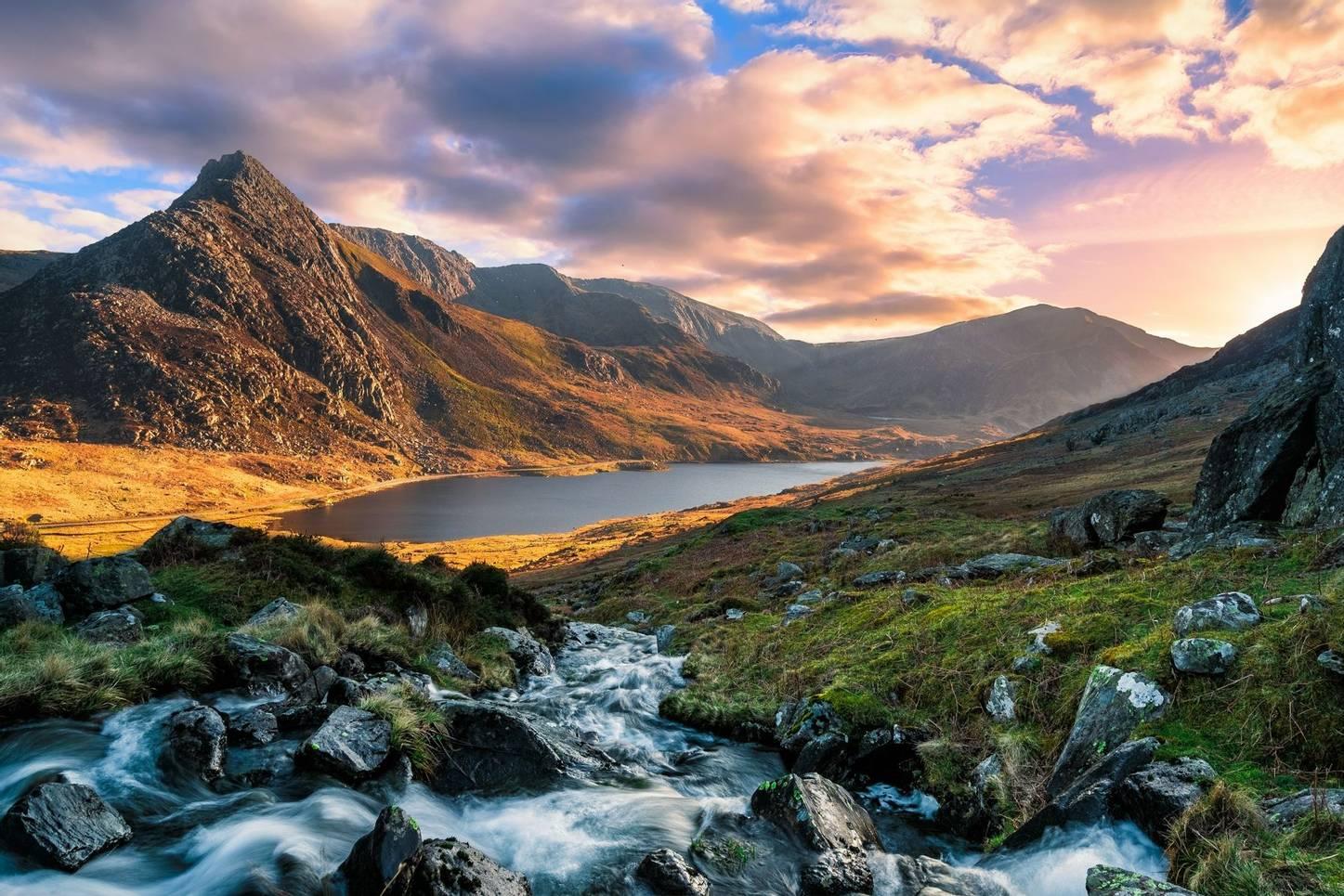 Wales Guided Walking Holidays