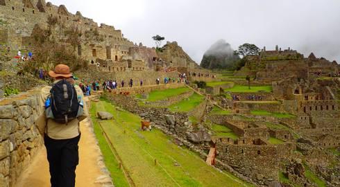 LIMA to SANTIAGO (35 days) The Cordilleras
