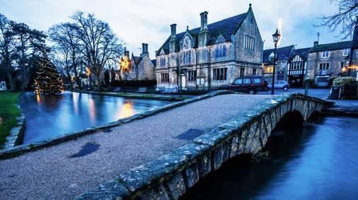Cotswold Festive Self-Guided Walking Holiday