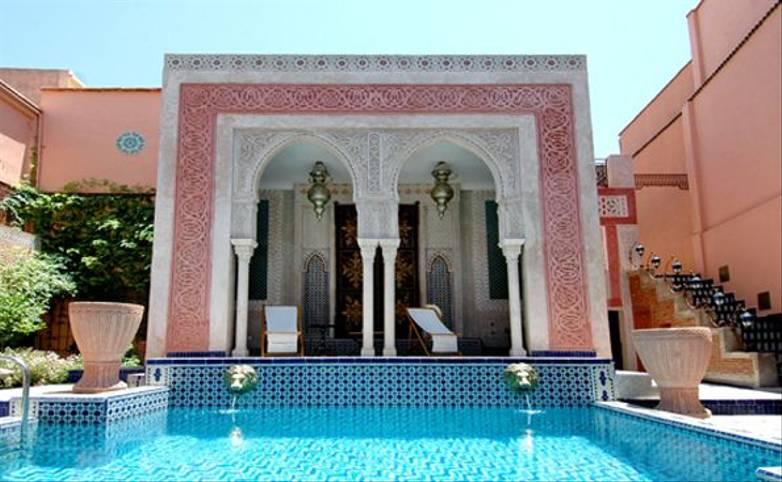 Morocco - Riad Palais Sebban 3 - Pool - Agent.JPG