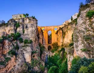 Spain - Ronda & The Strait of Gibraltar