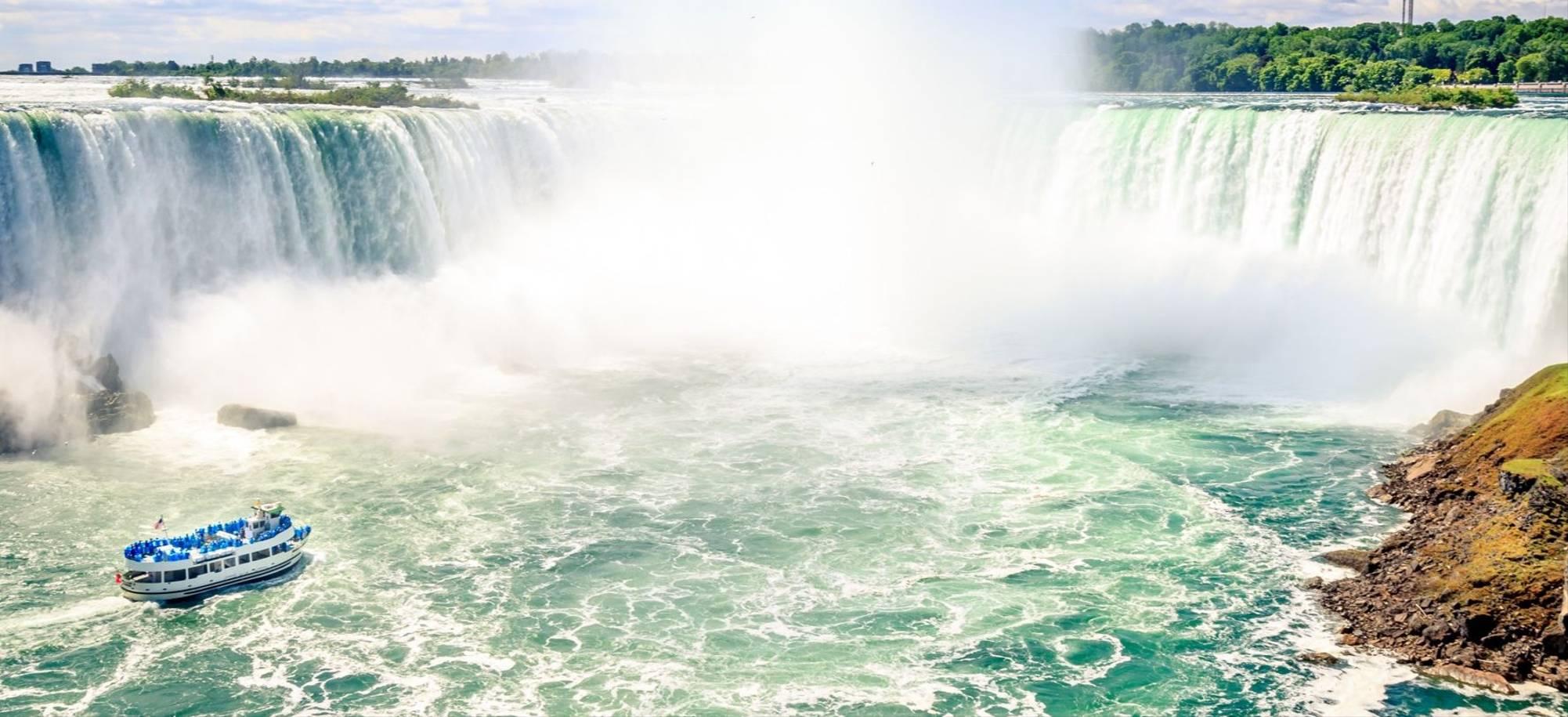Desktop Niagara Falls