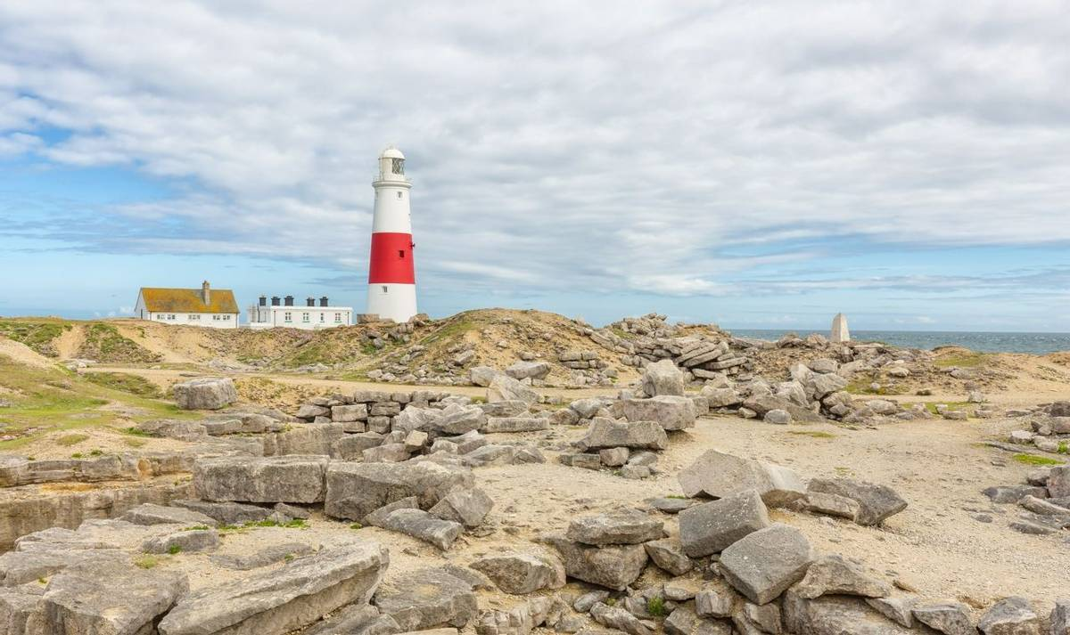 Portland Bill, Dorset'S Jurassic Coast Shutterstock 643993705